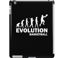 Evolution Basketball iPad Case/Skin