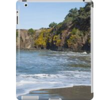 Beach Rock Wall iPad Case/Skin