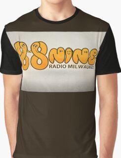 88.9 Radio Milwaukee Graphic T-Shirt