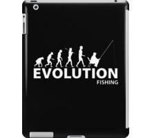 Evolution Fishing iPad Case/Skin