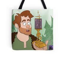 Willis the Brute Tote Bag