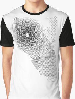 Geometric Sexy Graphic T-Shirt