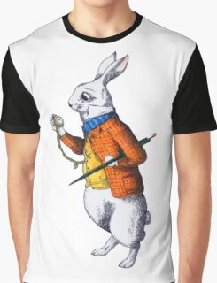 The White Rabbit Graphic T-Shirt