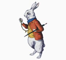 The White Rabbit One Piece - Long Sleeve