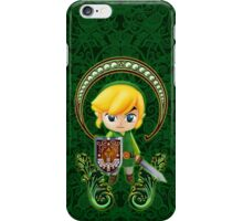 Cute Link Egg Head iPhone Case/Skin