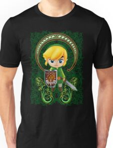 Cute Link Egg Head Unisex T-Shirt