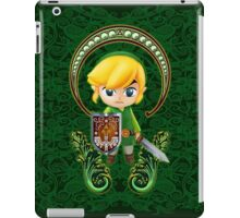 Cute Link Egg Head iPad Case/Skin