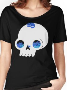 Skull Full Of Cats Women's Relaxed Fit T-Shirt