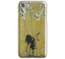I'll Hold You Up iPhone Case/Skin
