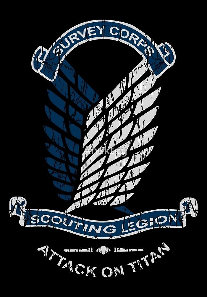 Emblem Grunge  by Anuktoy