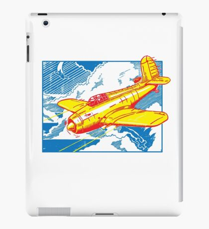 Fighter Plane iPad Case/Skin