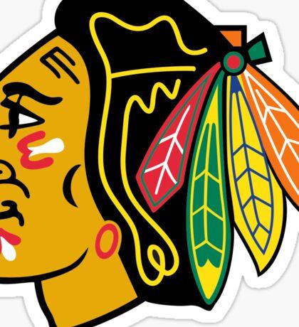 Chicago Blackhawks logo Sticker