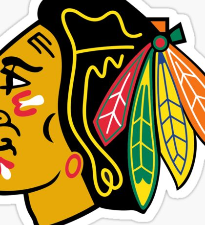 Chicago Blackhawks logo Sticker