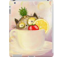 fruit tea iPad Case/Skin