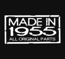 Made In 1955 - Kids Tee