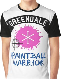 Make Paintball Cool Again Graphic T-Shirt