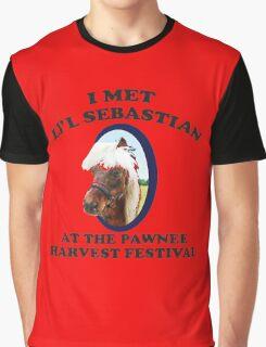 I Met Li'l Sebastian Graphic T-Shirt