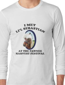 I Met Li'l Sebastian Long Sleeve T-Shirt