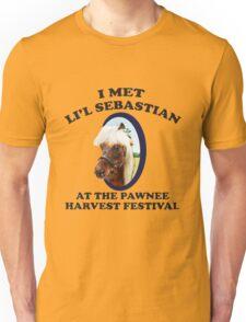 I Met Li'l Sebastian Unisex T-Shirt
