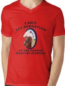 I Met Li'l Sebastian Mens V-Neck T-Shirt