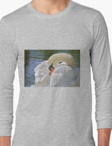 Mute Swan Long Sleeve T-Shirt