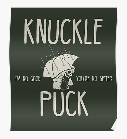 Knuckle Puck Poster
