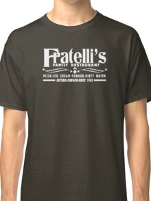 The Goonies Movie - Fratelli's Restaurant Classic T-Shirt