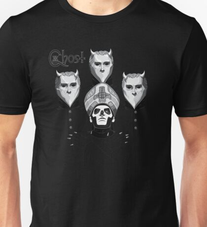 queen ghost mashup Unisex T-Shirt
