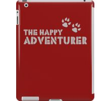 The Happy Adventurer II iPad Case/Skin