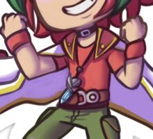 Yuya Sticker Sticker
