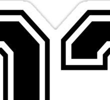 Tim Drake Sports Jersey Sticker