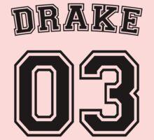 Tim Drake Sports Jersey One Piece - Short Sleeve
