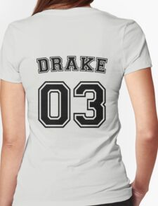 Tim Drake Sports Jersey Womens Fitted T-Shirt