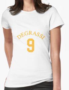 Drake Jimmy Brooks 9 Degrassi Community School Panthers Basketball Shirt Womens Fitted T-Shirt