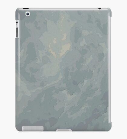 Cloudy Sky in DullPastel... iPad Case/Skin