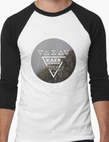Kaer Morhen - School of the Wolf | Witcher Design Men's Baseball ¾ T-Shirt