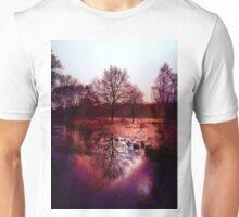 Tree Reflection Unisex T-Shirt