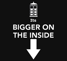 Its Bigger On The Inside Unisex T-Shirt