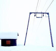 The Ski Piste by Imi Koetz