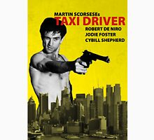 Taxi Driver Poster Travis Bickle Unisex T-Shirt