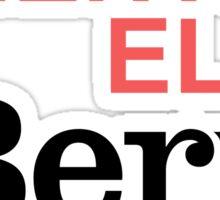 Feel the Bern (Spanish)  Sticker