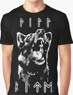 Will Bite Graphic T-Shirt