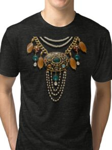 Necklace Tri-blend T-Shirt