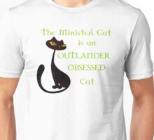 Minister's Cat Obsessed Unisex T-Shirt