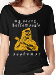 My Scary Haloween Women's Relaxed Fit T-Shirt