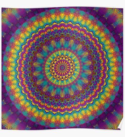 Mandala 12 Poster