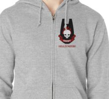 ODST Helljumpers Zipped Hoodie