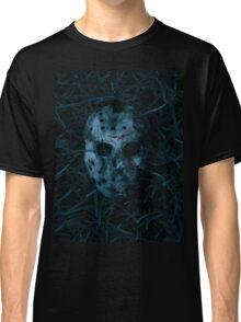 Jason mask Classic T-Shirt