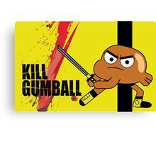Kill Gumball Canvas Print