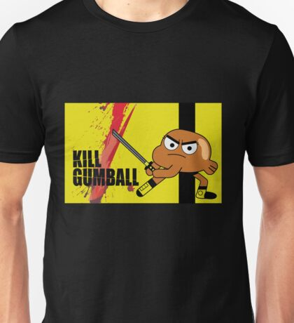 Kill Gumball Unisex T-Shirt